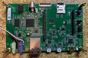 Antennen Analyser nach EU1KY 0-600/1300 MHZ - Amateurfunkgeräte