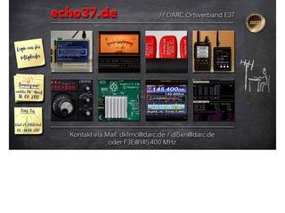 Rufzeichenstatistik - aufgearbeitet von OV-E37 - DK1MC