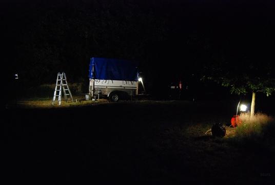 Night in Kirchgellersen