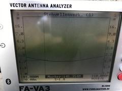 J_Antenne Antennenanalyser Anzeige