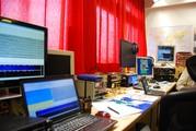 Digitale Betriebsarten, in der Mitte SDR