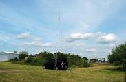 Die Antenne dazu
